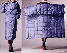 ideas for sewing patterns winter coat Diy Clothing, Sewing Clothes, Clothing Patterns, Dress Patterns, Sewing Patterns, Pullover Shirt, Creation Couture, Vestidos Vintage, Diy Fashion