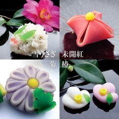 上生菓子(冬)