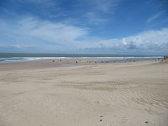 Soulac sur mer ...France. Fantastic beach, quaint seaside town