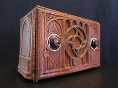 1930s RCA Victor Radio