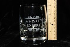 Whiskey Expert Glass