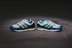 Exclusive: adidas Originals are re-issuing the 1991 OG colourway of the Torsion Integral to almost perfect detail ...
