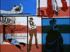 ▶ Serie TV - Les Mysteres de l'Ouest - Generique - YouTube