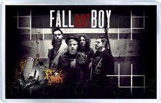 Acrylic Fridge Magnet. Size (Approx): 3 x 2 inches (8 x 5 cm). Fall Out Boy Wallpaper, Boys Wallpaper, Computer Wallpaper, Poster Wall, Poster Prints, Fall Out Boy Lyrics, Hottest Pic, Colour Images, Pictures