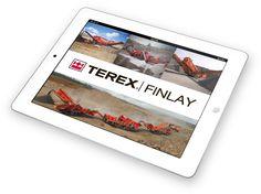 Terex iPad App