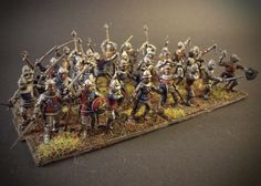 French medieval Infantry