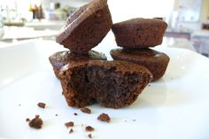 Brownie Bite-looks good and besides being gluten free, no refined sugar.