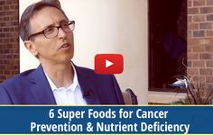 Do you have a nutrient deficiency in these 3 essential nutrients?   Discover what they are and 6 super foods to eat in this short video interview with Dr. Robert Scott Bell.