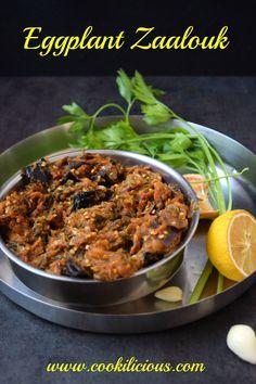 Moroccon Eggplant Za