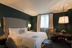 Luxury Hotel Rooms in Portland - Premier King   Sentinel