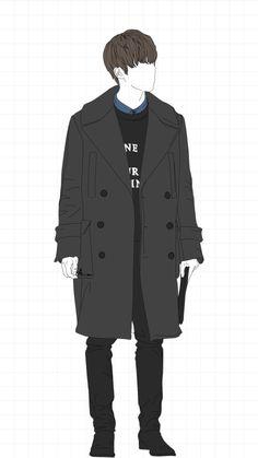 Jin Simple Fanart