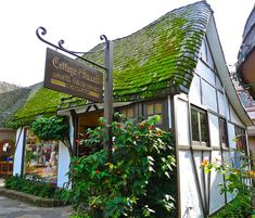 Cutest candy store ever next to Portabella restaurant: Cottage of Sweets on Ocean Avenue in Carmel Carmel California, California Homes, California Travel, Cozy Cottage, Cottage Homes, Cottage Style, Fairytale Cottage, Storybook Cottage, Wonderful Places
