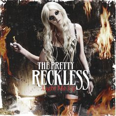 The Pretty Reckless. Listening to this band for the first time. Rock and roll.