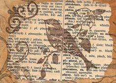 art journal inspiration - paper