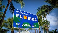 WELCOME TO FLORIDA, THE SUNSHINE STATE  Do you remember the first time you saw this signpost?  Have a look at the other states welcome signs here:- http://www.elistmania.com/still/50_welcome_signs_from_50_states/  #welcome   #usa   #florida   #sunshinestate   #vacationrentalneardisney   #arkvilla    Posted by Sandra from www.arkvilla.com Read more