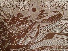 "Dietrich Varez Big Island 18""x24"" Original Signed Print 2001 Discovery Volcano | eBay"