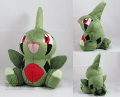 larvitar plush pokemon
