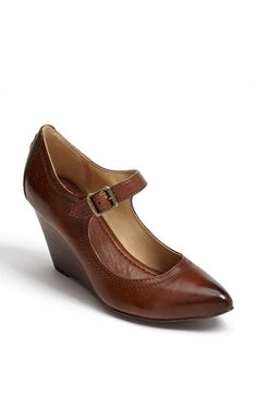 Frye 'Regina' Wedge Pump available at #Nordstrom