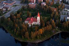 Ylivieskan kirkko