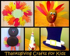 Looking for educational Thanksgiving activities for your kids? Read to find 5 fun craft ideas to help teach your kids all about the Thanksgiving holiday.