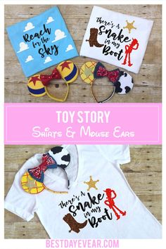 This toy story shirt features woody quotes!