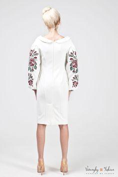 "Varenyky Fashion | Сукня ""Берегиня"" молочна"
