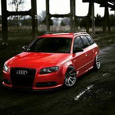 Audi A4 on JR 11 wheels