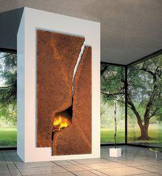 12 awe-inspiring fireplaces