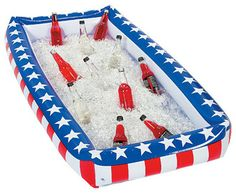 Inflatable Patriotic Buffet eclectic holiday outdoor decorations