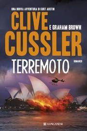 Terremoto ebook by Clive Cussler,Graham Brown,Maria Eugenia Morin