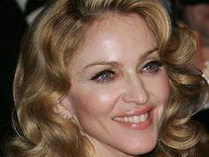 Madonna 2007 fashion makeup