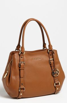 MICHAEL Michael Kors 'Bedford - Large' Satchel available at #Nordstrom