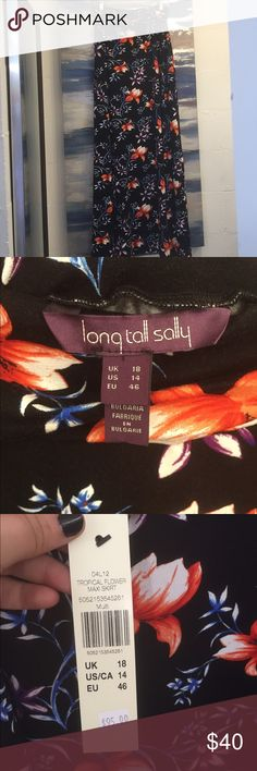 Long Tall Sally Skirt Long Tall Sally maxi skirt. Make me an offer! Long Elegant Legs Skirts Maxi
