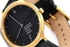 The Best Men's Black & Gold Watches For All Budgets Black And Gold Watch, Black Gold, Gold Watches, Watches For Men, Men's Watches, Mens Style Guide, Stylish Watches, Best Black, Beautiful Watches