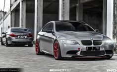IND 2 Shades of Grey - F10 //M5 and E92 ///M3 Build, by IND Distribution =)