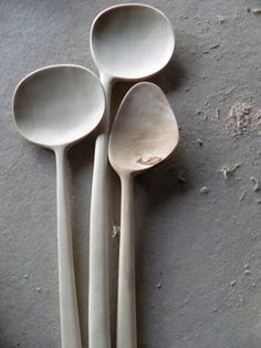 Blackcreek Mercantile and Trading Co. Sculptural Kitchen Tools by Joshua Vogel