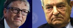George Soros and Bill Gates have been revealed to be behind the third-party fact checking organizations hired by Facebook to tackle fake news.
