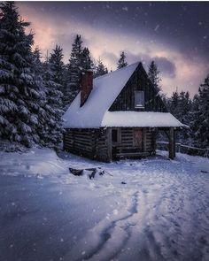 Winter Cabin, House Styles, Travel, Instagram, Home Decor, Fotografia, Author, Viajes, Decoration Home