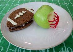 Football food and drink ideas