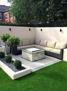 Pergola Design, Small Backyard Design, Backyard Patio Designs, Small Backyard Landscaping, Backyard Ideas, Landscaping Ideas, Patio Ideas, Backyard Privacy, Small Patio