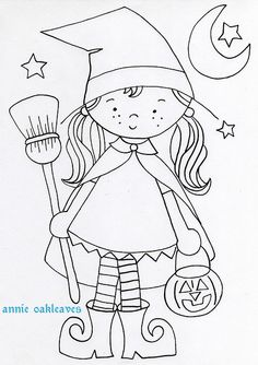 witchy poo by annieoakleaves, via Flickr