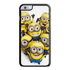 Despicable Me Minions Nebula Mustache iPhone 6 Case
