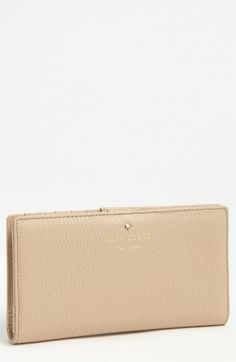 kate spade new york cobble hill - stacey wallet available at #Nordstrom
