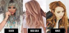 Heavy Metal Hair Colors Are Officially the Cool-Girl Trend of Summer – MarieCla… - The Address of Beauty Secrets 2020 Metallic Hair Color, Cool Hair Color, Hair Colors, Hair Color Remover, Silver Grey Hair, Girl Trends, Trendy Hairstyles, Long Hair Styles, Metal Hair