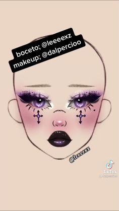 Edgy Makeup, Cute Makeup, Makeup Looks, Makeup Trends, Makeup Inspo, Makeup Ideas, Clothing Ideas, Eyeliner, Aqua