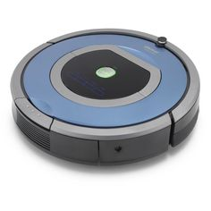 This vacuum-cleaning robot cleans the floor while you relax!     More tech products that make life easier: http://www.womenshealthmag.com/life/gadgets-that-make-life-easier