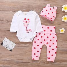 Baby Infant Girls Autumn Winter Thick Hooded Coat HUHU833 Girls Coats Pink, 4 Years