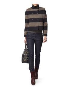 Italian Wool Blend Jacket