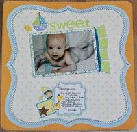 A Project by kimmiec1 from our Scrapbooking Gallery originally submitted 11/02/12 at 10:02 PM