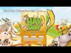Hay Day Cheats 2014 Free Diamonds And Coins
